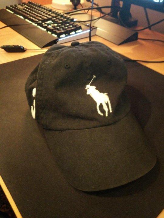 Ralph Lauren big pony кепка бейсболка черная – купить в Москве b9897d25c2489