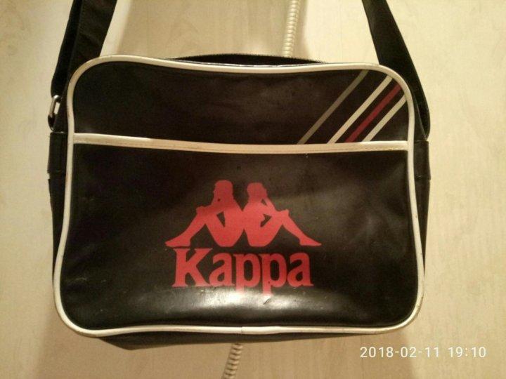 7646267c6162 Спортивная сумка Kappa – купить в Иваново, цена 600 руб., продано 18 ...