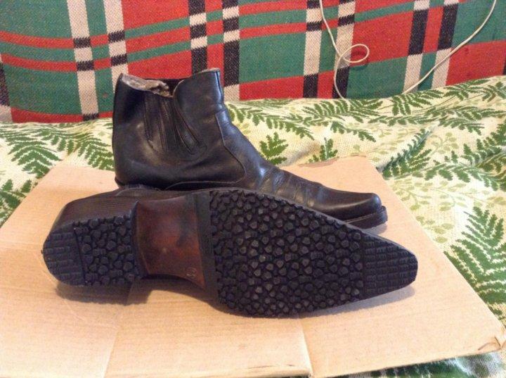 Мужские зимние ботинки 43 размер – купить в Москве, цена 2 000 руб ... 8609a8a7e48