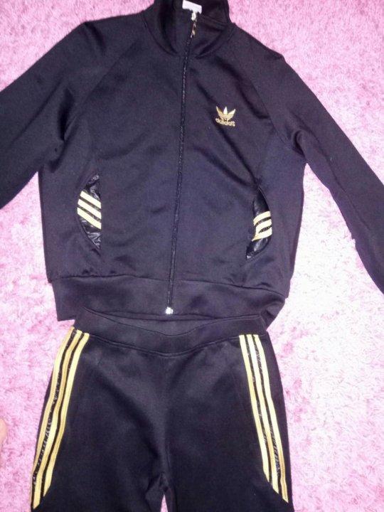 bad570a893e6 Женский спортивный костюм Adidas – купить в Краснодаре, цена 1 500 ...