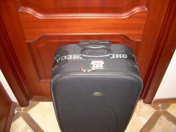f0f598285e2e Новый большой дорожный чемодан Omega (Japan) – купить в Москве, цена ...