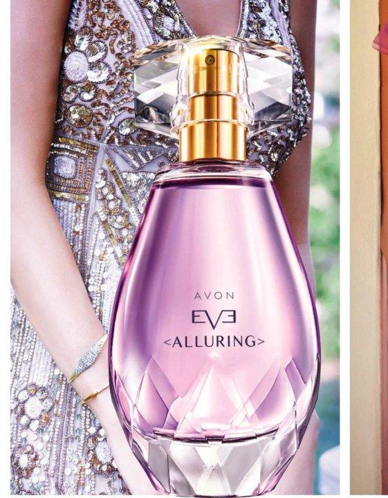 Eve alluring отзывы каталог товаров эйвон