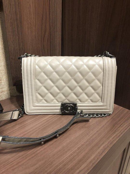 d99d0f8fcbc5 Сумка Шанель ( копии люкс) – купить в Казани, цена 1 000 руб ...
