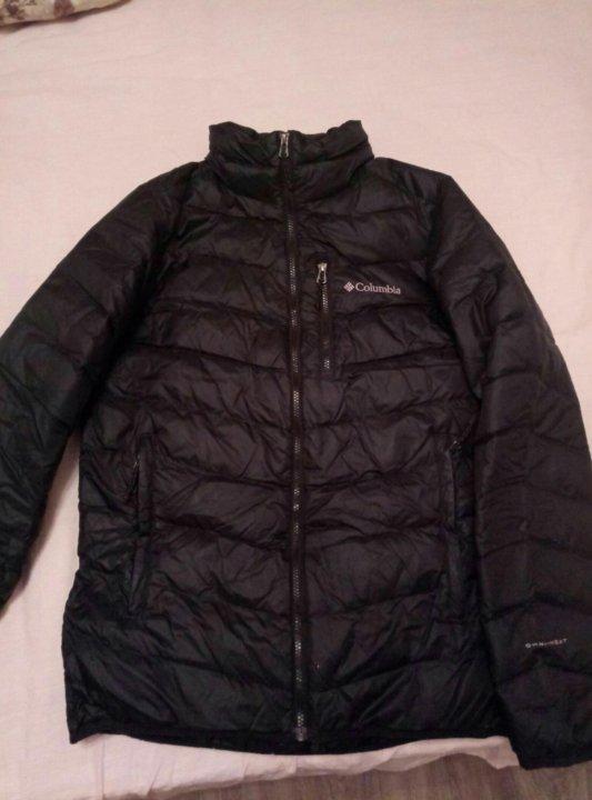 Куртка мужская Columbia Omni - heat – купить в Одинцово, цена 2 500 ... a0d8459423f