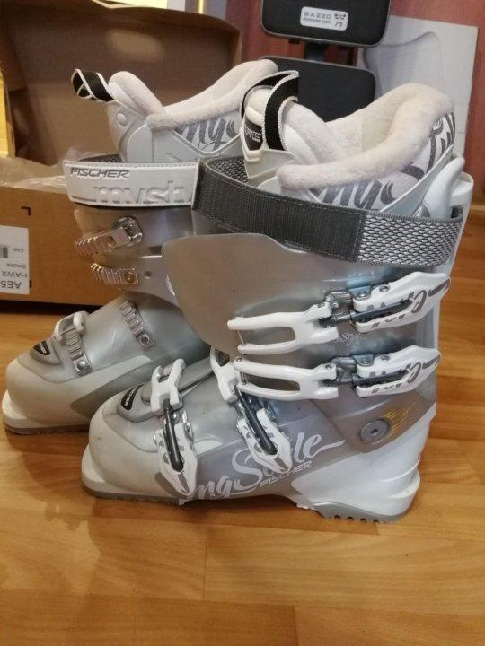 e67a4291fb63 Ботинки женские горнолыжные Fischer My Style – купить в Балашихе ...