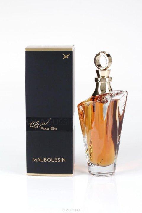 духи Mauboussin Elixir Pour Elle оригинал купить в омске
