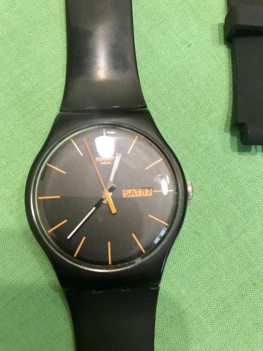 Купить часы swatch в ярославле большие циферблат наручных часов