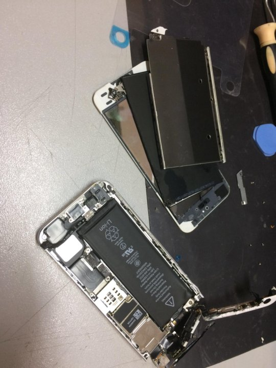 ремонт айфона на новослободской