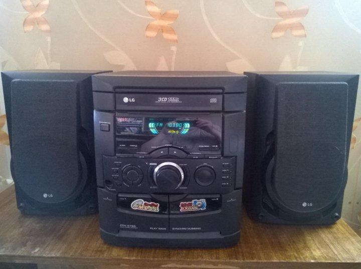 Музыкальный центр LG FFH-5765 – купить в Красноярске, цена 2 000 руб ... 5c34acab29f