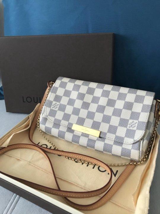 0a1865022958 Сумка Louis Vuitton favorite pm оригинал – купить в Москве, цена 32 ...