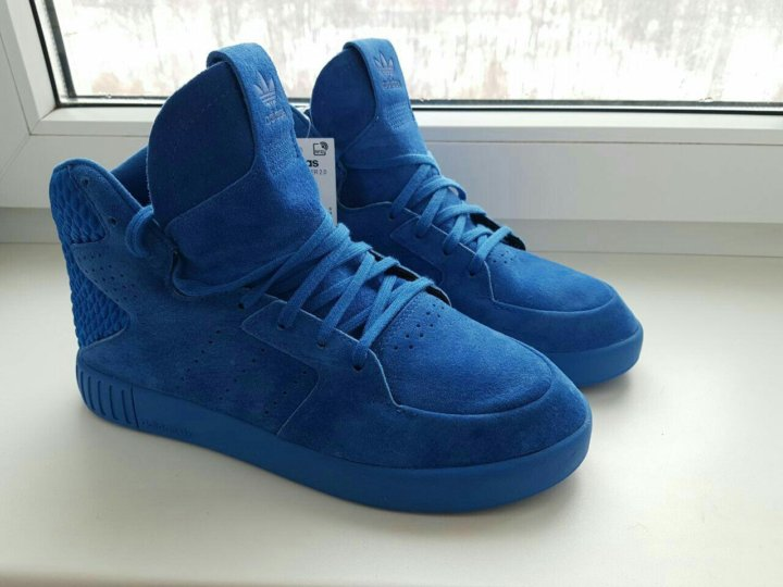 Кроссовки Adidas новые замшевые 43 р – купить в Москве, цена 3 499 ... 0c8763c3fa7