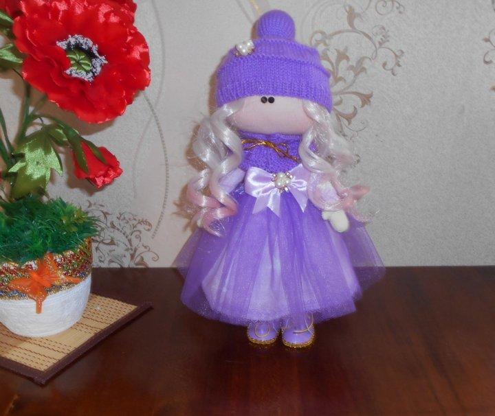 4766f8605220 Текстильная кукла – купить в Бутурлиновке, цена 1 700 руб., продано ...