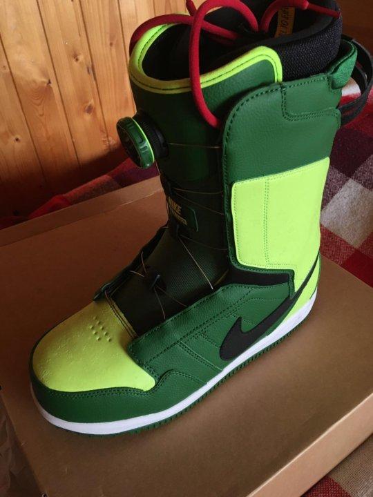 13577ab6 Зеленоград. Nike snowboarding vapen & boa ботинки для сноуборд. Фото 2.