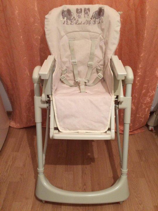 стул для кормления Happy Baby Kevin купить в екатеринбурге цена 3