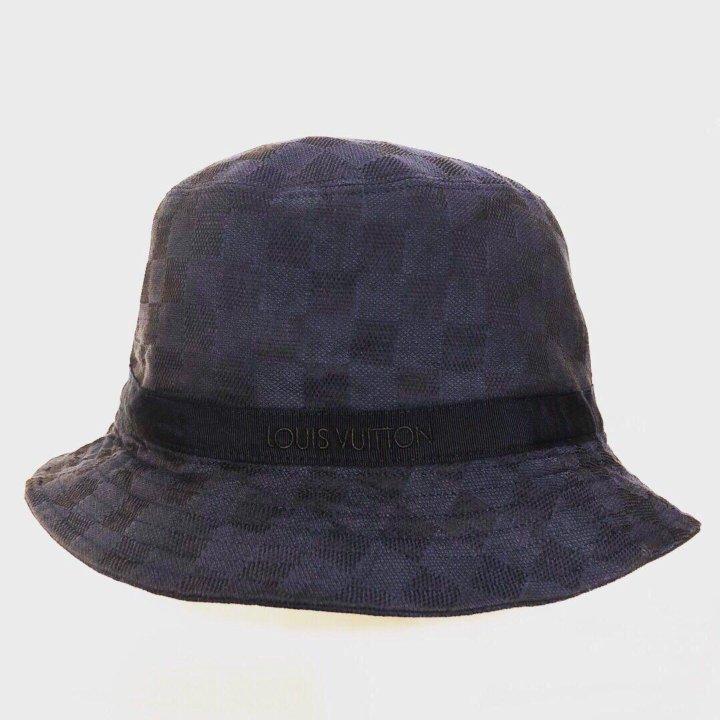 Панама Louis Vuitton оригинал – купить, цена 15 000 руб., продано 26 ... 5a78fb6541f