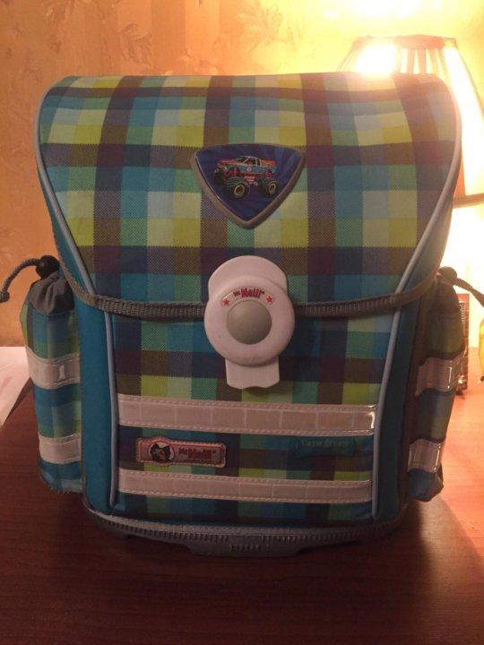 85f5560da546 Ранец рюкзак школьный Mc Neill – купить в Москве, цена 2 200 руб ...