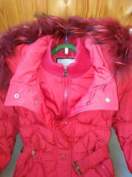 de8afcd6a46 Пуховое пальто + комбинезон на девочку – купить в Саранске