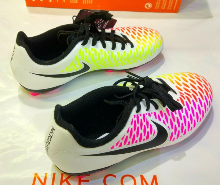Новые футбольные бутсы Nike 35 размера – купить в Москве, цена 1 500 ... be60bbfba63