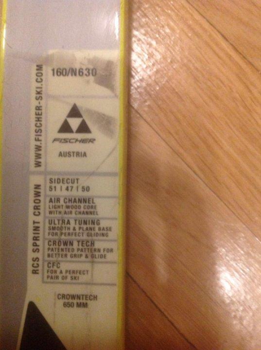 d64b8de76c5a Беговые лыжи Fisher – купить в Ижевске, цена 1 500 руб., продано 11 ...