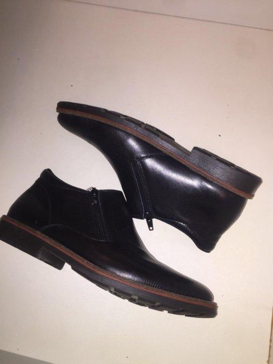 efd28150f Мужская обувь Rieker зимние – купить в Москве, цена 3 500 руб ...