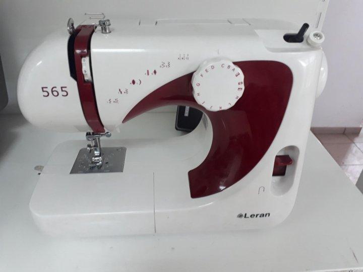 Как пользоваться швейной машинкой леран