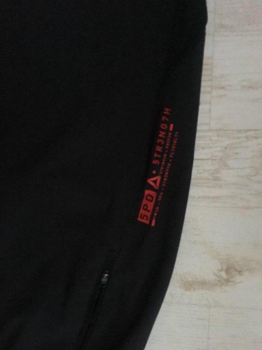 52e5a450 Спортивные брюки reebok – купить в Москве, цена 1 700 руб., дата ...