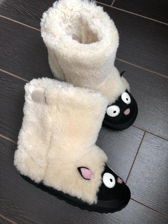 Сапожки из натуральной овчины -двойные Emu – купить в Мытищах, цена ... a663f0b67dc