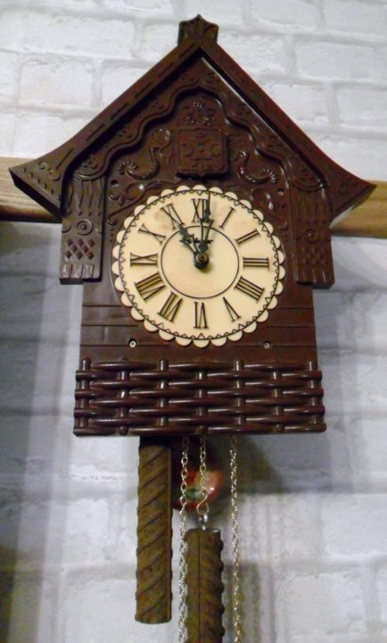 С кукушкой стоимость часы маяк ломбарде можно часы ли купить в