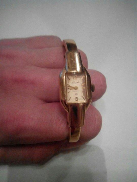 Позолоченные старые часы-крабы продать москве где продать часы в