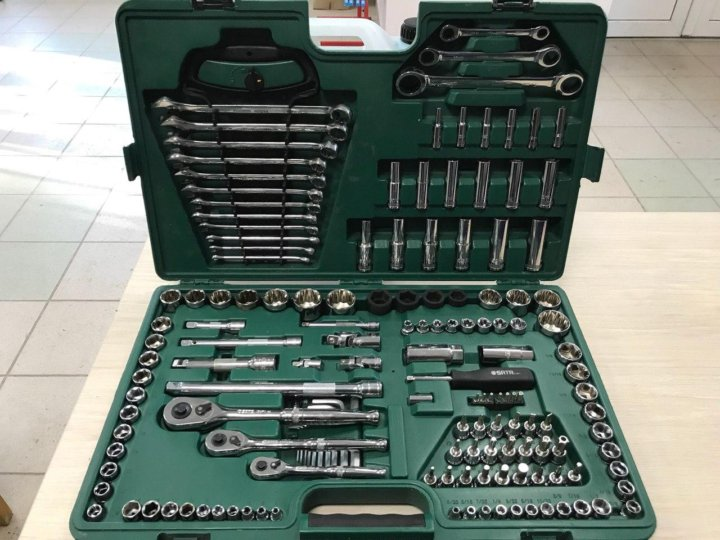 a5c382ff1 Набор Инструмента SATA 09510 – купить в Перми, цена 8 000 руб ...