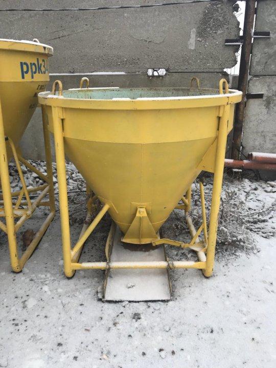 бадья для бетона колокольчик