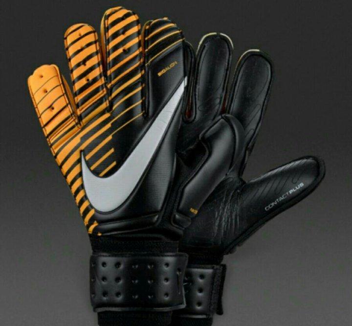40f30353 Вратарские перчатки Nike GK premier SGT – купить в Люберцах, цена 3 ...