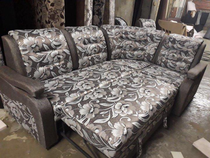 угловой диван новый купить в красноярске цена 23 000 руб дата