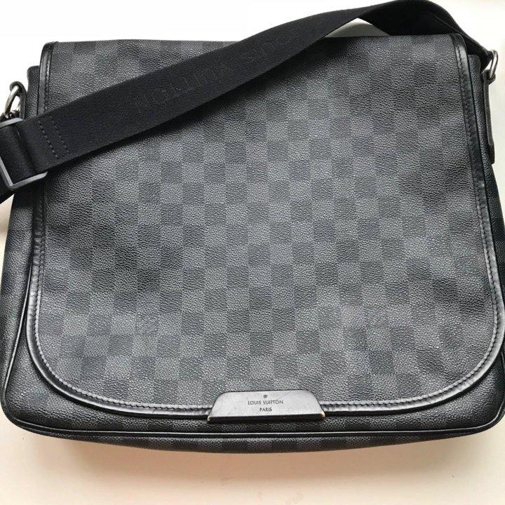 c073eb002464 Сумка Louis Vuitton Daniel оригинал – купить в Москве, цена 33 900 ...