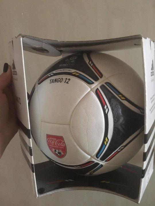 Мяч Adidas tango 12 EURO 2012 – купить в Краснодаре 23bad7c42d554