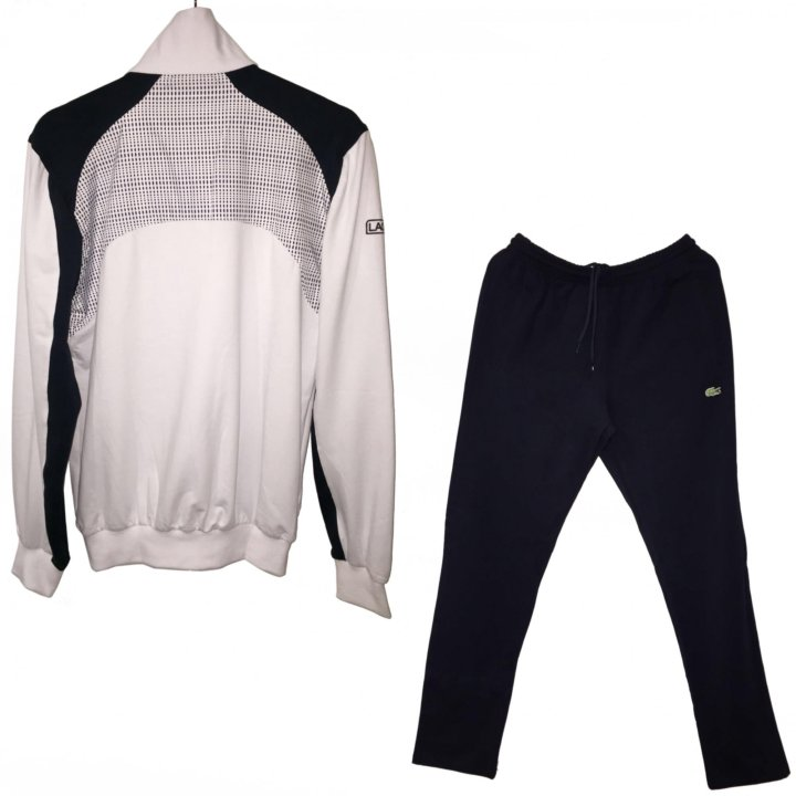 Спортивный костюм Lacoste мужской новый – купить в Казани, цена 3 ... 79691465c59