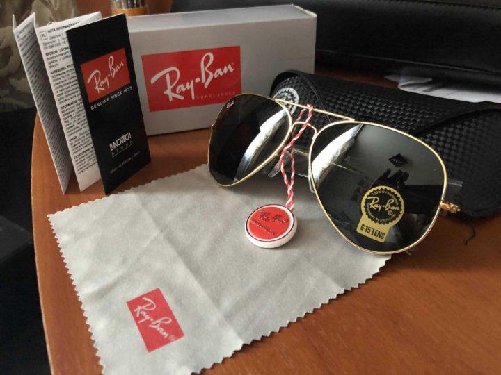 Ray-Ban очки Солнцезащитные – купить в Санкт-Петербурге, цена 1 200 ... 0c88ce49323