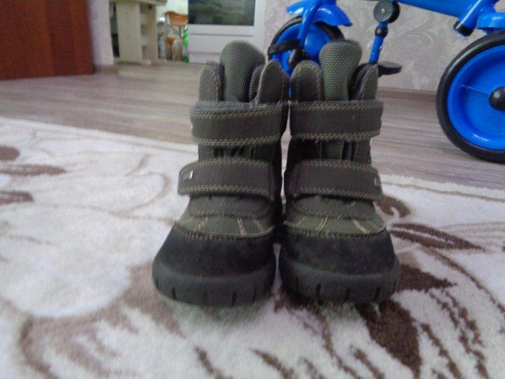 b868403ee Мембранные ботинки Антилопа – купить в Томске, цена 800 руб ...