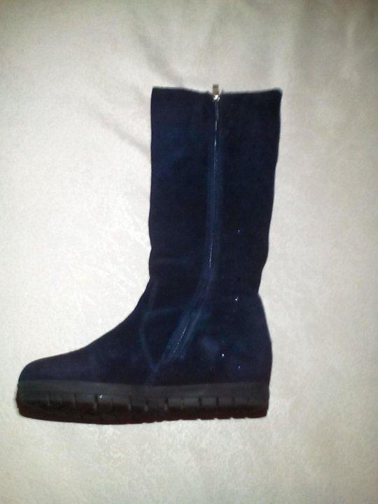 e2d75413b Зимние сапоги на девочку подростка – купить в Кемерове, цена 1 500 ...