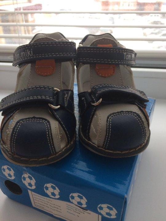 0c49eab32 Детская обувь Tom.miki – купить в Оренбурге, цена 500 руб., продано ...