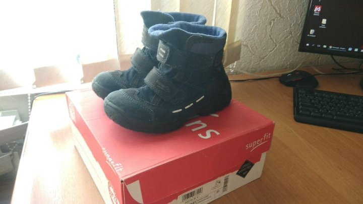 37c1eb9ae Ботинки SuperFit – купить в Томске, цена 1 000 руб., дата размещения ...