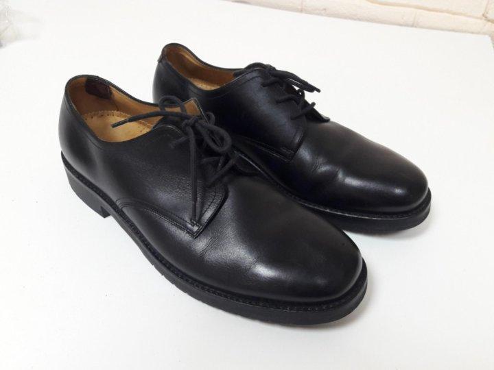 578ea461a Кожаная мужская обувь Van Lier Голландия – купить в Воронеже, цена 1 ...