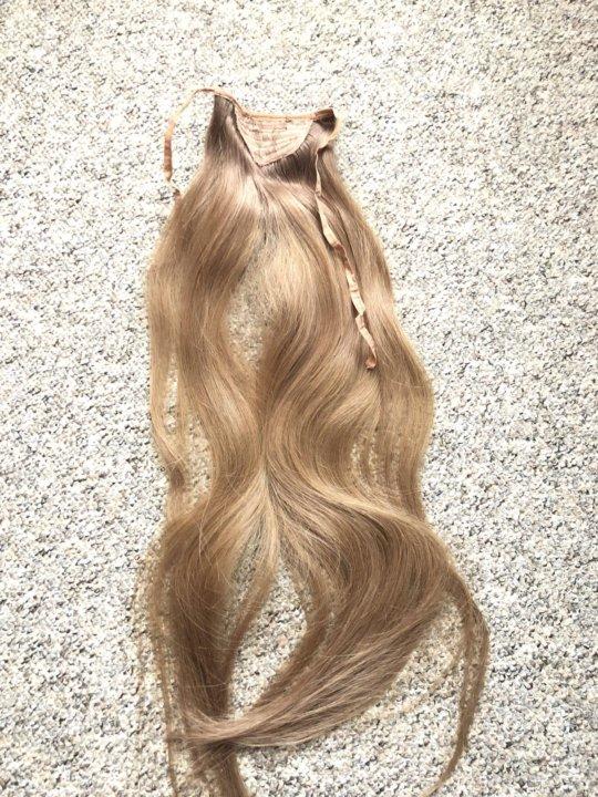 хвосты из натуральных волос фото основным