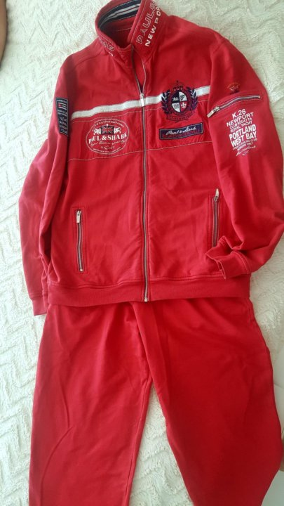 Спортивный костюм Paul   Shark – купить в Санкт-Петербурге, цена 10 ... 06c415ab262