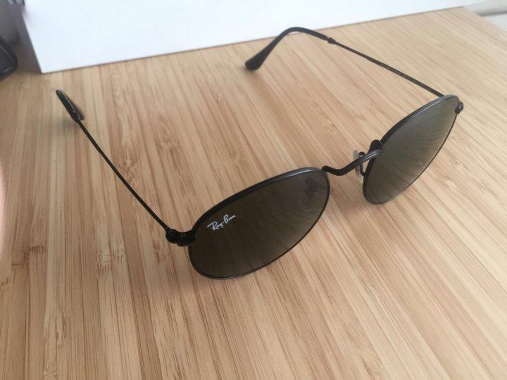 Санкт-Петербург  Солнцезащитные очки ray-ban round metal black 3447. Фото 2. 2b473008aef