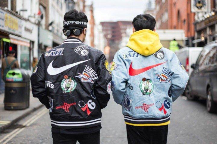 Купить Jacket Warm Самаре Supreme®nike®nba Teams Up – В vN0wnOm8
