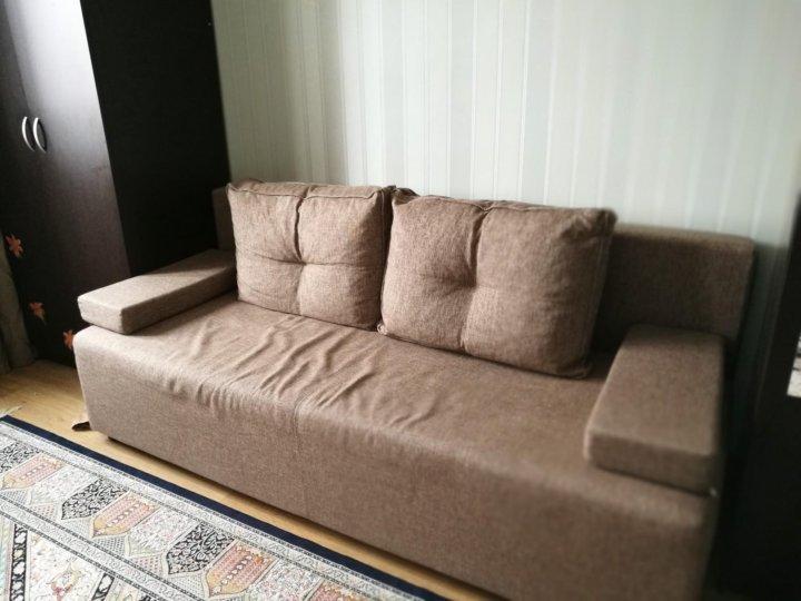 диван кровать двуспальный еврокнижка тканевый купить в балашихе