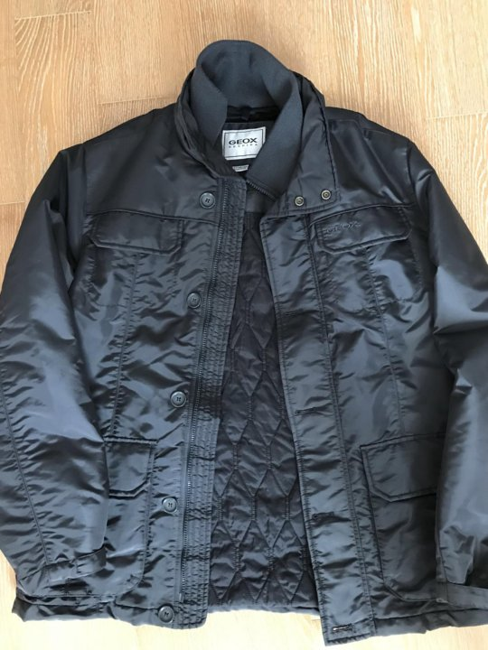 4e643586a14 Мужская куртка Geox