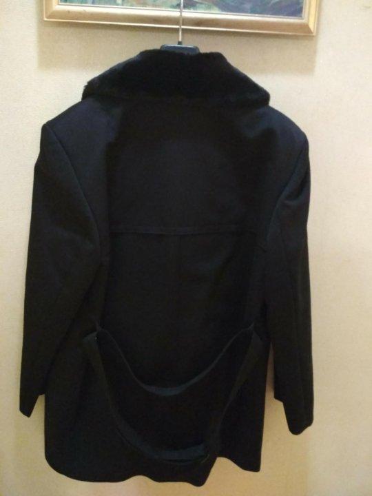 ab34c1cd Пальто.куртка.френч.на рост 190-193 – купить в Москве, цена 5 500 ...