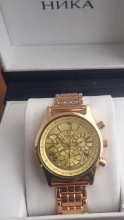 Продать часы золотые ника за сколько коллекционные продать часы